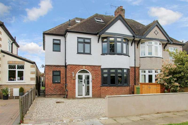 4 Bedrooms Semi Detached House for sale in Beechurst Avenue, Cheltenham