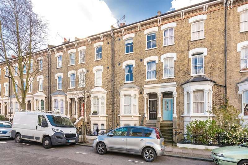 2 Bedrooms Maisonette Flat for sale in Crayford Road, Tufnell Park, London