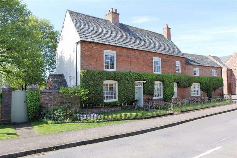 5 Bedrooms Unique Property for sale in Main Street, Newbold Verdon, Leicestershire