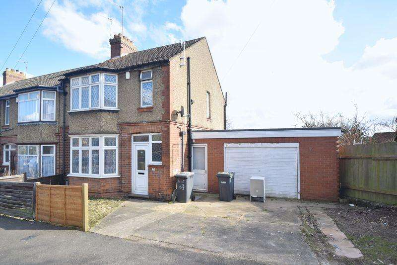3 Bedrooms Semi Detached House for sale in Seymour Road, Luton