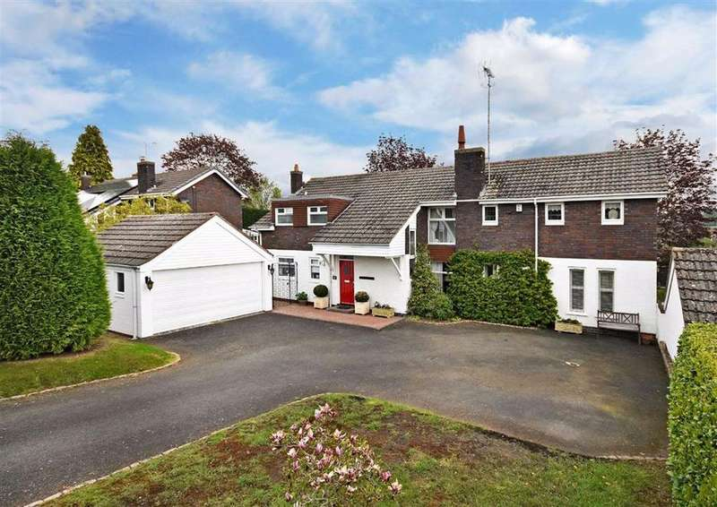 4 Bedrooms Detached House for sale in 23, Oak Drive, Seisdon, Wolverhampton, South Staffordshire, WV5