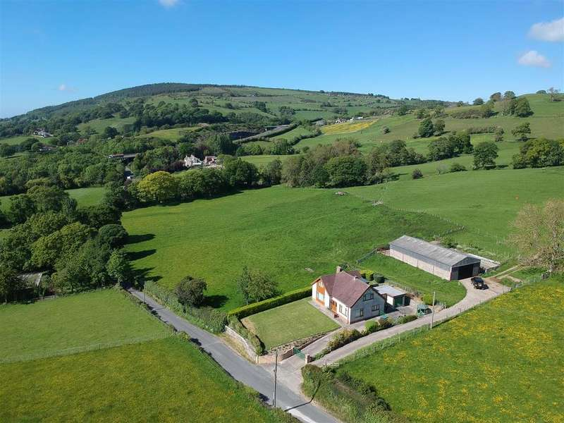 3 Bedrooms Detached House for sale in Tremeirchion, St. Asaph