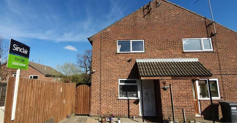 1 Bedroom House for sale in Fairway Road South, Shepshed, Leicestershire