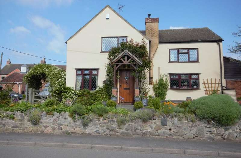 5 Bedrooms Detached House for sale in Main Street, Osgathorpe
