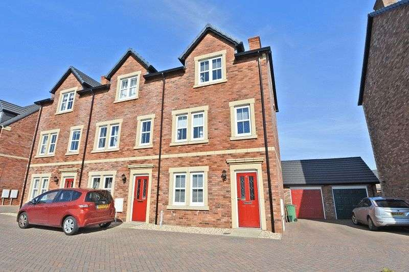 3 Bedrooms Property for sale in Fenwick Drive, Carlisle