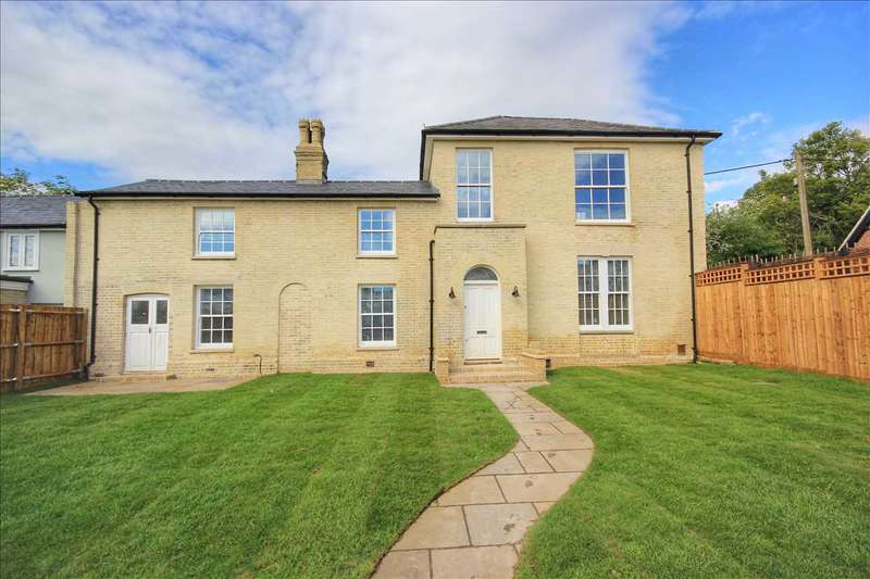 4 Bedrooms Semi Detached House for sale in Orchard Gardens, Great Cornard