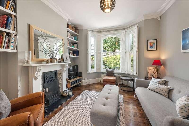 5 Bedrooms Terraced House for sale in Patience Road, Battersea, London, SW11