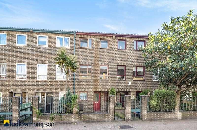 4 Bedrooms Terraced House for sale in Lambeth Walk, London SE11