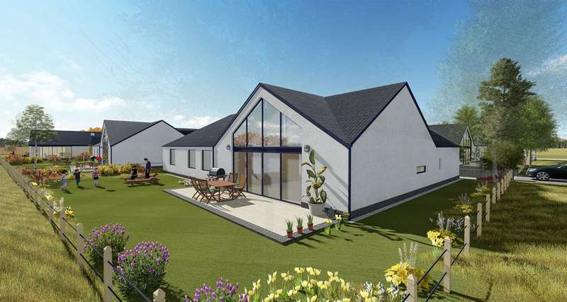 4 Bedrooms Detached House for sale in House 1 Ribbonfield, Crail, Anstruther, Fife, KY10