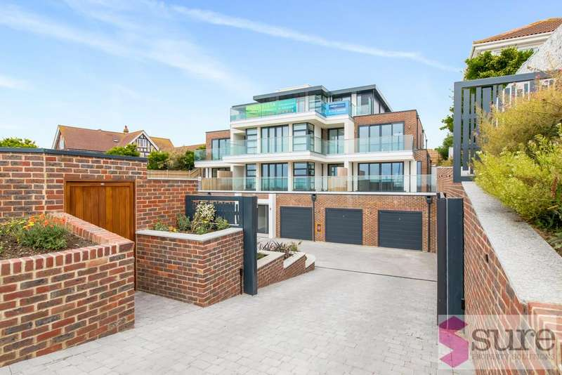 3 Bedrooms Penthouse Flat for sale in Marine Drive, Rottingdean , Brighton