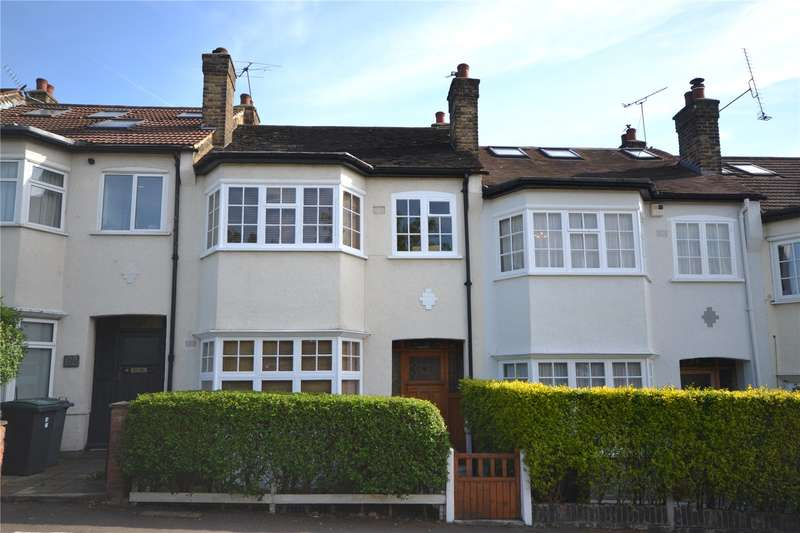 3 Bedrooms Terraced House for sale in Lightfoot Road, Crouch End, London, N8