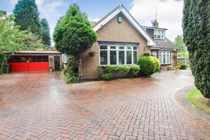 4 Bedrooms Detached House for sale in Broad Lane South, Wednesfield