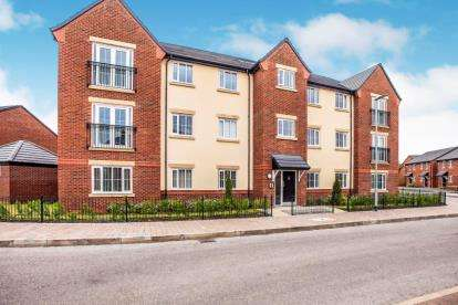 2 Bedrooms Flat for sale in Whittingham Park, Preston, PR3