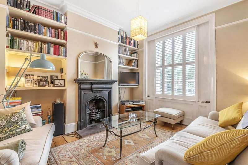 3 Bedrooms Terraced House for sale in St. Jude Street, Stoke Newington