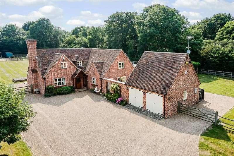4 Bedrooms Unique Property for sale in Howe Lane, Binfield, Bracknell, Berkshire, RG42