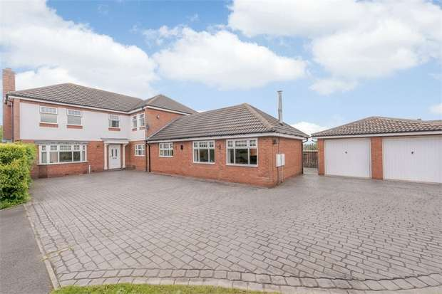 4 Bedrooms Detached House for sale in Levett Road, Tamworth, Staffordshire