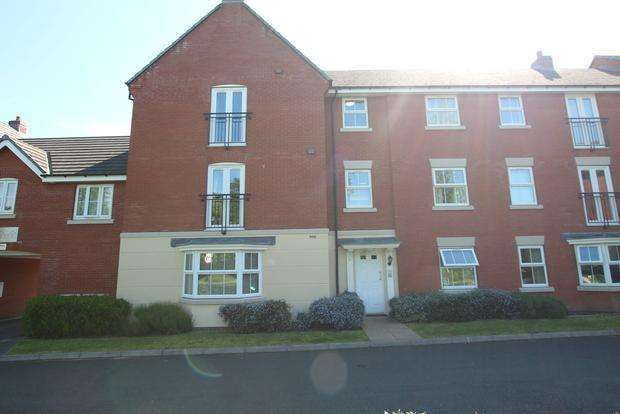 2 Bedrooms Apartment Flat for sale in Old Station Road, Syston, LE7