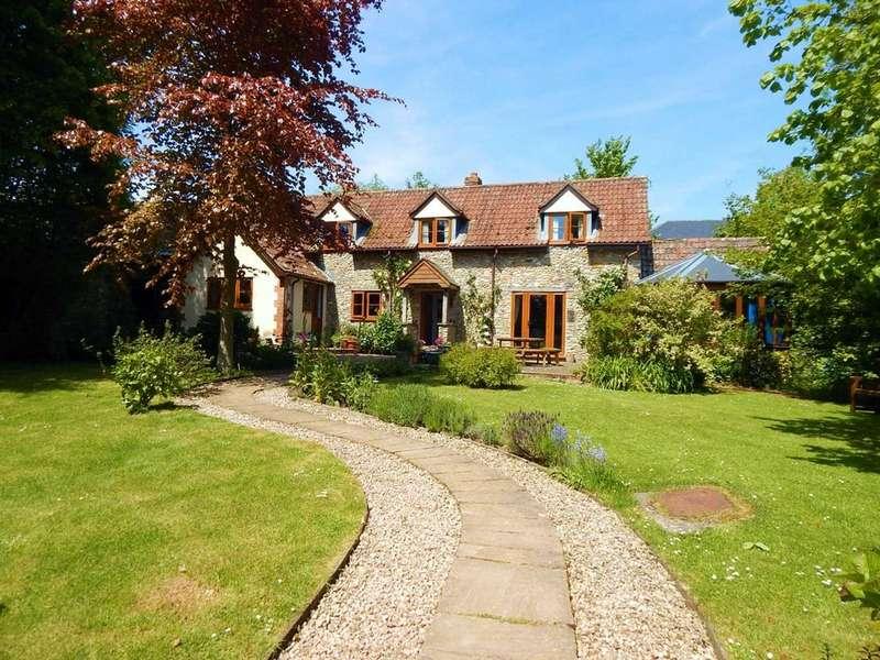 3 Bedrooms Detached House for sale in Burridge, Chardstock, Devon