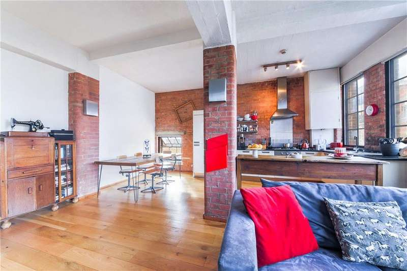 2 Bedrooms Flat for sale in Cavell Street, Aldgate, London, E1