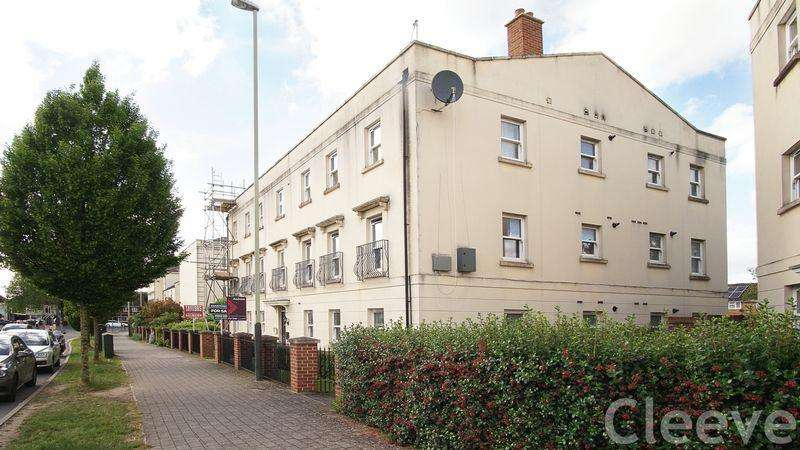 2 Bedrooms Apartment Flat for sale in Kempley Close, Cheltenham