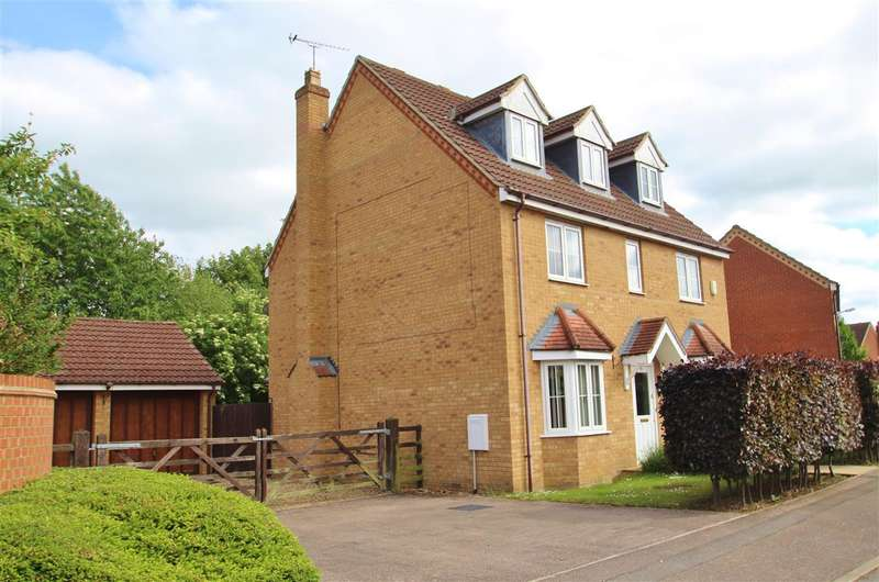 5 Bedrooms Town House for sale in Cotswolds Way, Calvert Green