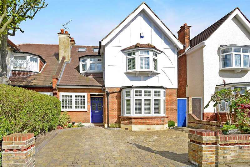 4 Bedrooms House for rent in Vanbrugh Fields, London