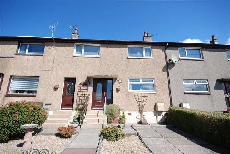 3 Bedrooms Terraced House for sale in Churchill Avenue, Kilwinning