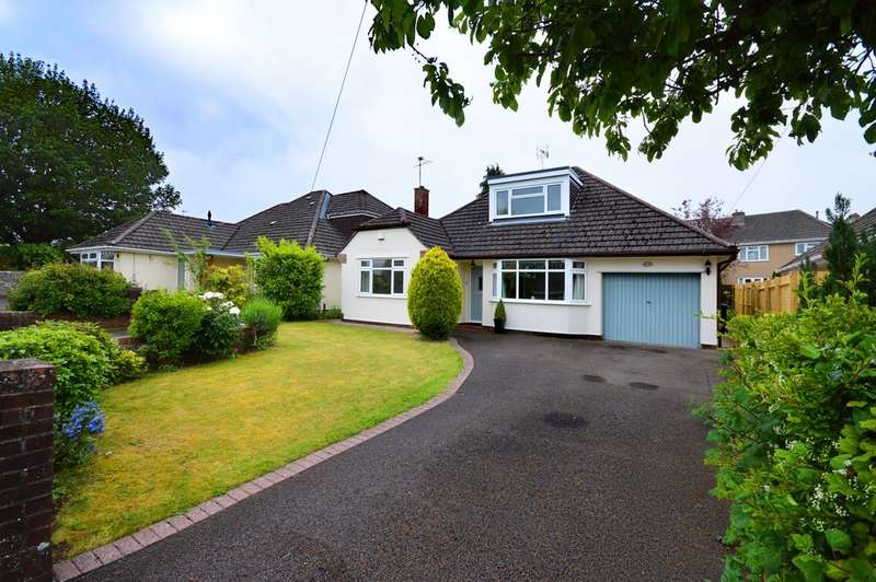 4 Bedrooms Detached House for sale in Roundmoor Close, Saltford, BS31