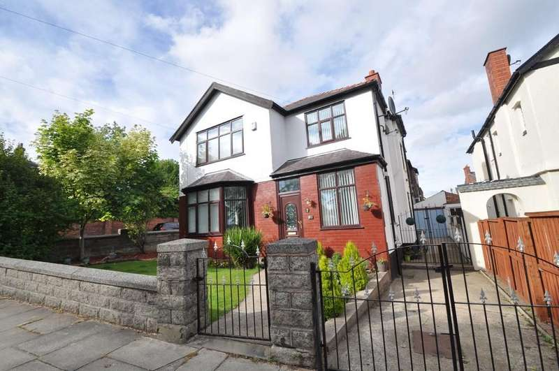 5 Bedrooms Detached House for sale in Mount Road, Wallasey