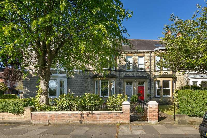 5 Bedrooms Terraced House for sale in Linden Road, Gosforth, Newcastle upon Tyne