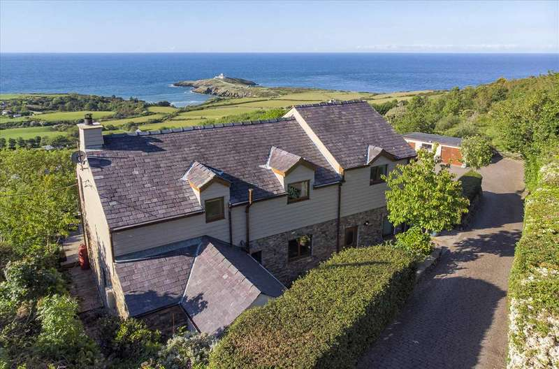 5 Bedrooms Detached House for sale in Ocher Las, Llaneilian, Isle Of Anglesey