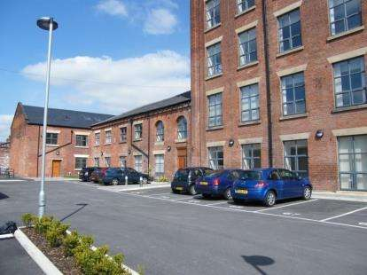 2 Bedrooms Flat for sale in Atlas Mill, Bentinck Street, Bolton, Greater Manchester, BL1