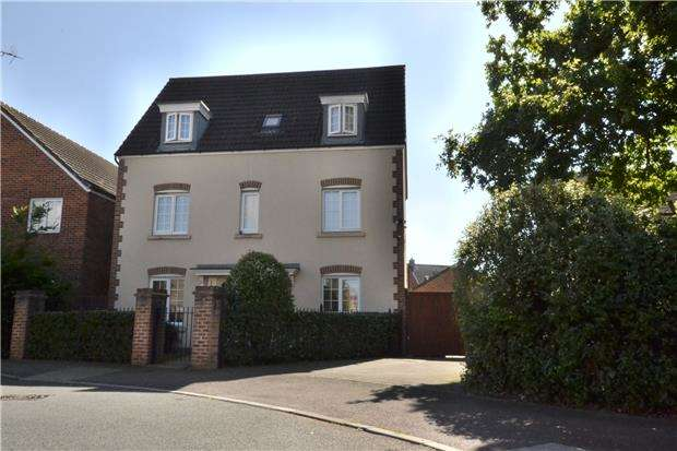 5 Bedrooms Detached House for sale in Lyneham Drive, Quedgeley, GLOUCESTER, GL2 2AY