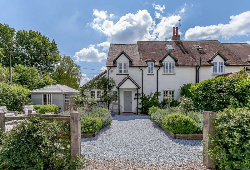 4 Bedrooms Semi Detached House for sale in Stanford Dingley, Reading, Berkshire