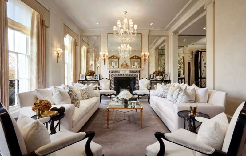 5 Bedrooms House for sale in Chester Terrace, London. NW1
