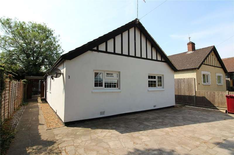 3 Bedrooms Bungalow for sale in Park Crescent, Reading, Berkshire, RG30