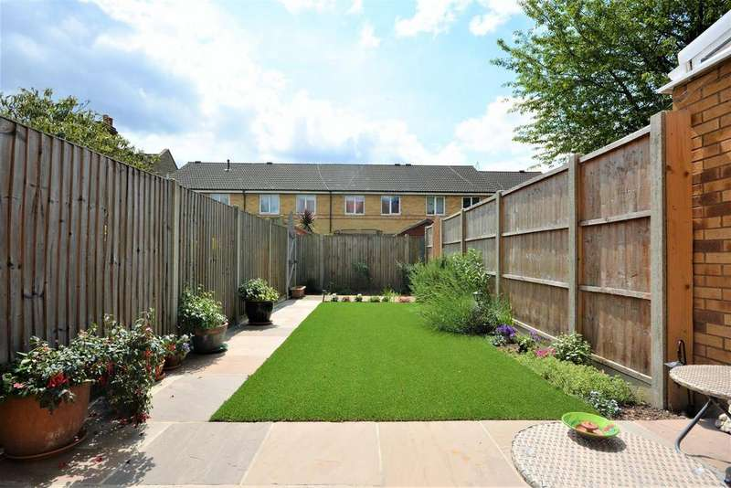 2 Bedrooms House for sale in Burns Close, Wimbledon