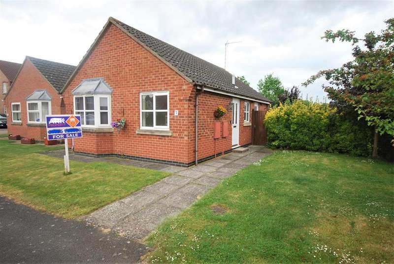 2 Bedrooms Detached Bungalow for sale in Raleigh Court, SPALDING