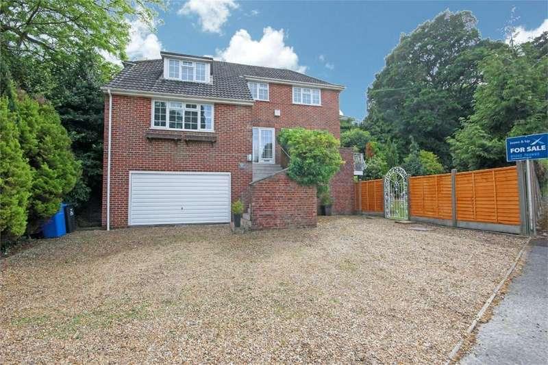 4 Bedrooms Detached House for sale in Ipswich Road, WESTBOURNE, Dorset