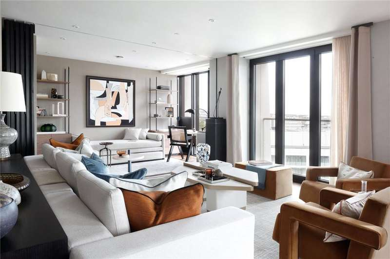 3 Bedrooms Flat for sale in Hexagon Apartments, Covent Garden, London, WC2B