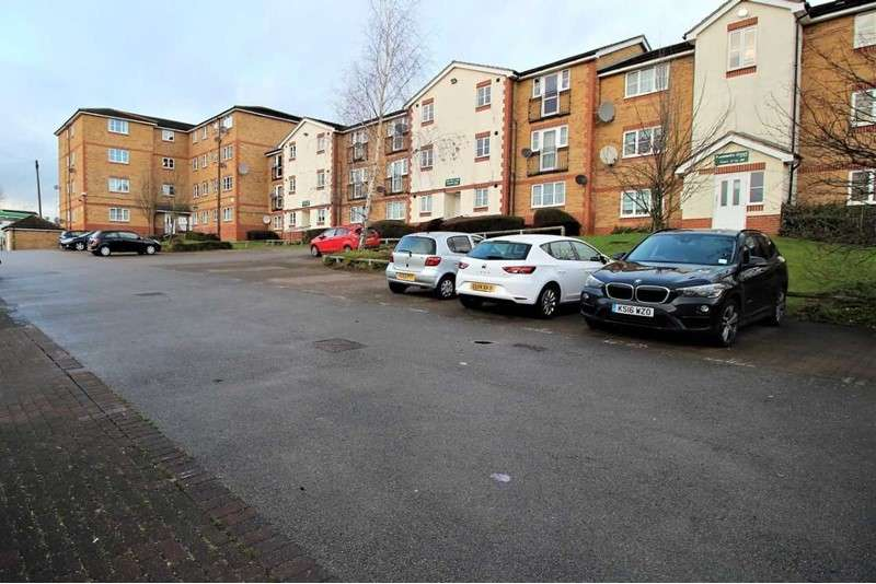 2 Bedrooms Apartment Flat for sale in Kingsway, Luton, Bedfordshire, LU4 8DT