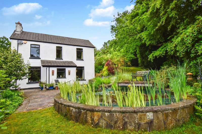 3 Bedrooms Detached House for sale in Bowls Lane, Caerphilly, CF83