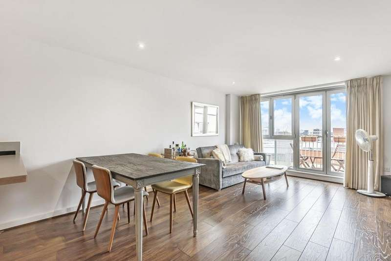 2 Bedrooms Penthouse Flat for sale in Eden Grove, Holloway