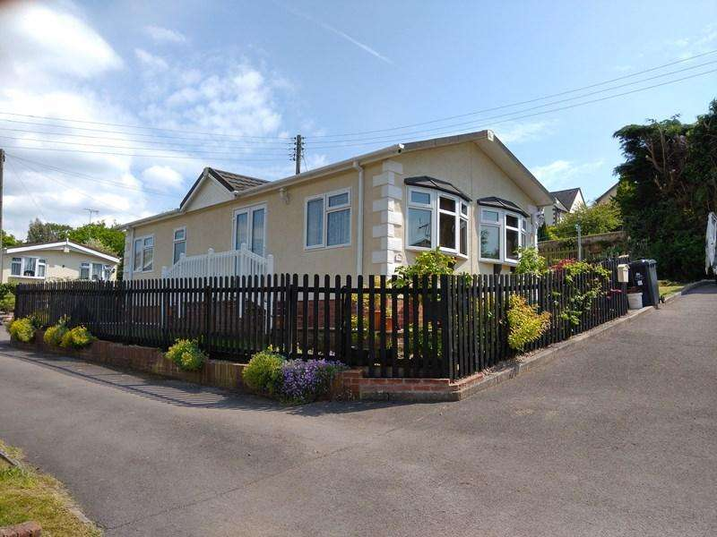 2 Bedrooms Park Home Mobile Home for sale in Railway Road, Cinderford