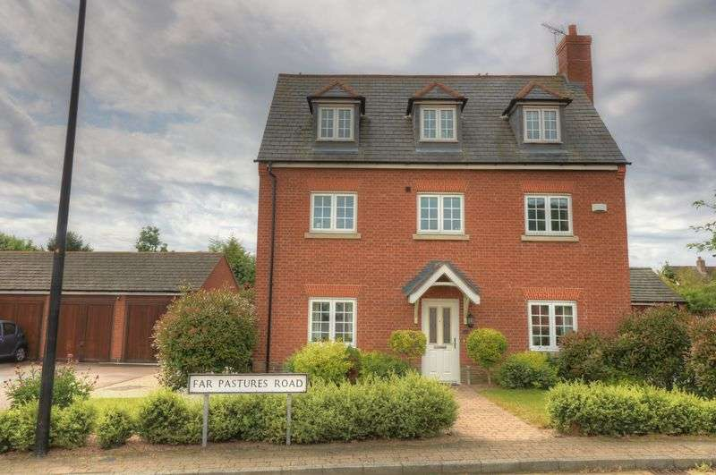 6 Bedrooms Property for sale in Far Pastures Road, Leicester