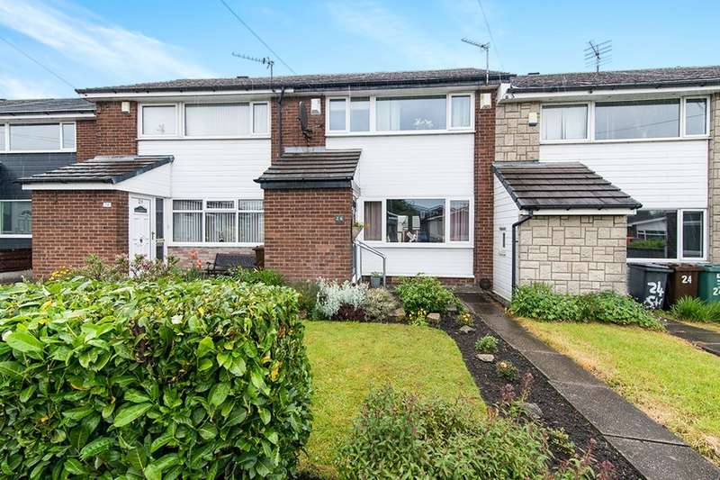 3 Bedrooms Semi Detached House for sale in Stanley Road, Radcliffe, Manchester, M26