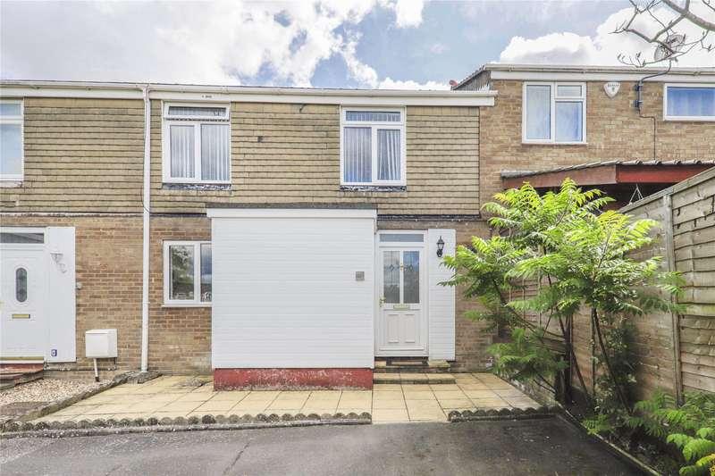 3 Bedrooms Terraced House for rent in Underwood, Bracknell, Berkshire, RG12