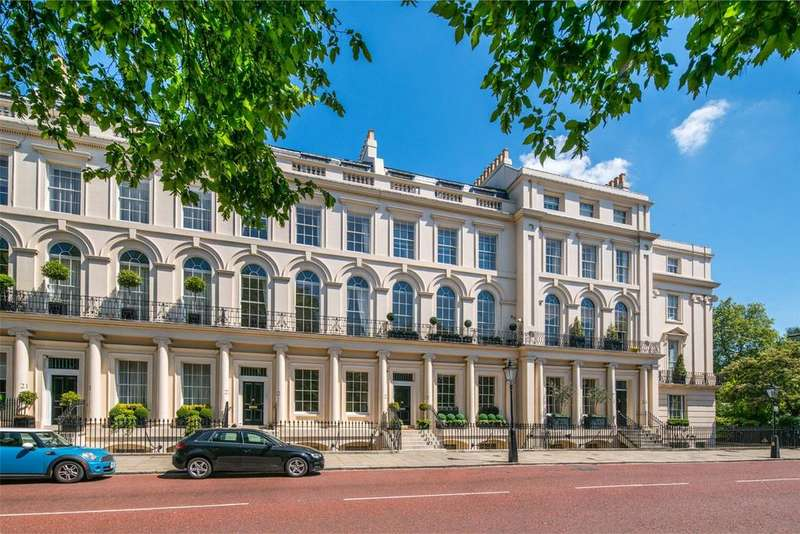 6 Bedrooms Terraced House for sale in Park Square East, Regent's Park, London, NW1