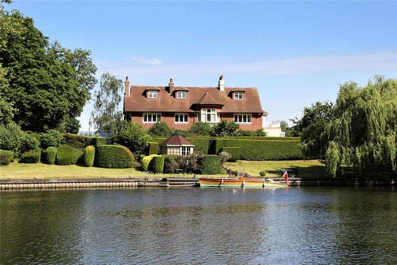 6 Bedrooms Detached House for sale in River Road, Taplow, Maidenhead, SL6