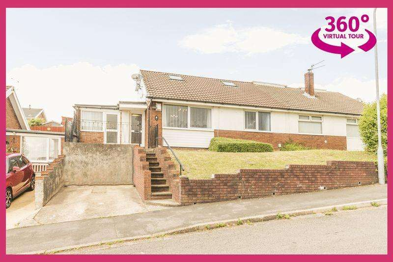 4 Bedrooms Bungalow for sale in Aberthaw Circle, Newport - REF# 00006969 - View 360 Tour at